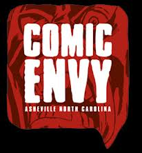Asheville's Best Family Comic Book Store!