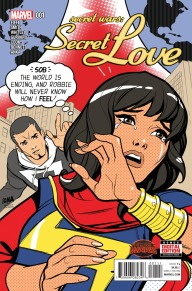 secret wars secret love